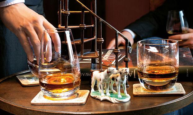 Collection de Whisky écossais