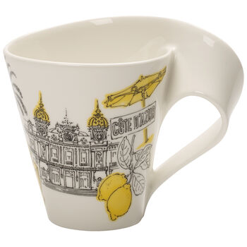 Cities of the World Mug Côte d'Azur