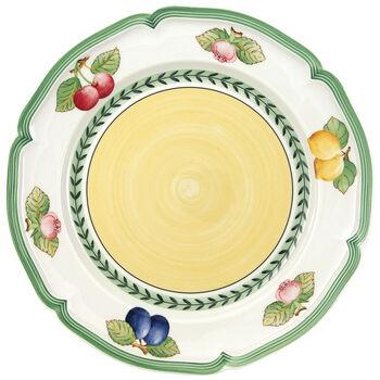 French Garden Fleurence assiette plate