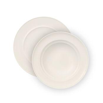 vivo | Villeroy & Boch Group NEO White Service de table 12pièces