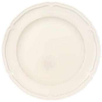 Manoir assiette plate