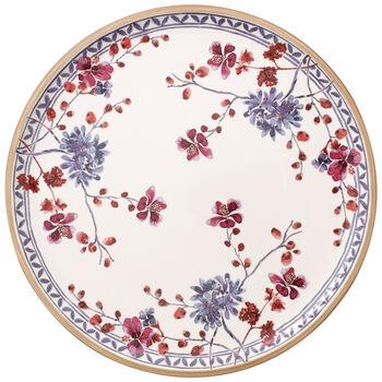 Artesano Provencal Lavender Pizza/Buffet Plate 12.5 in