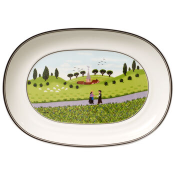 Design Naif Pickle Dish 7 3/4 in