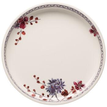 Artesano Provençal Lavende pla. à gratin Plat à servir / Couvercle rond