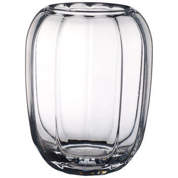 Coloured DeLight Hurricane Lamp/Large Vase : Clear 7 in