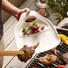 BBQ Passion Large Steak Pl. : Set o.2, , large