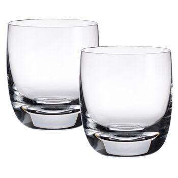 Scotch Whisky - Blended Scotch S/2 Tumbler 1 USA 87mm