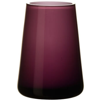 Numa Mini Vase : Soft Raspberry 4.75 in