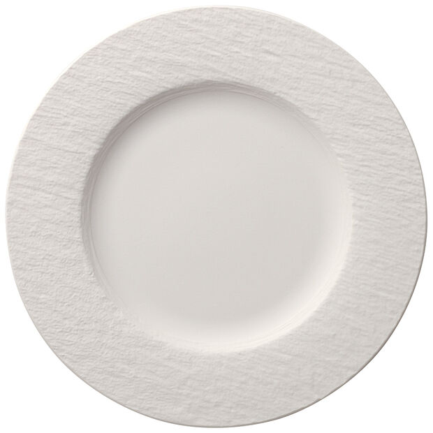 Manufacture Rock Blanc Dinner Plate 10.5 in, , large