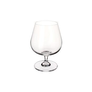 Entrée verre à cognac