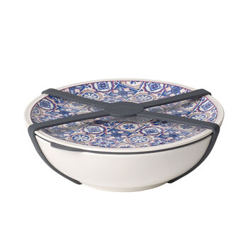 Modern Dining To Go Indigo coupelle L