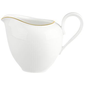 Anmut Gold pot à lait, 210ml, blanc/or