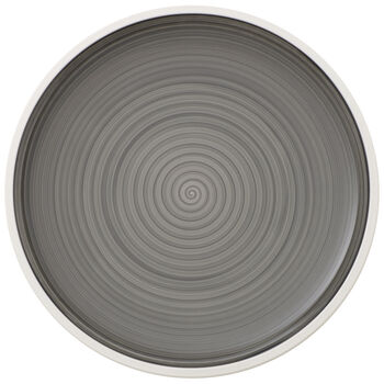 Manufacture gris Dinner Plate 10.5 in