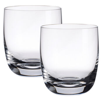Scotch Whisky - Blended Scotch S/2 Tumbler 2 USA 98mm