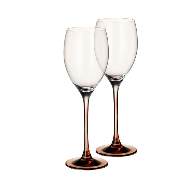 Manufacture Glass White Wine : Set of 2 9.5 in, , large
