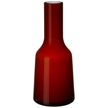 Nek Mini Vase : Deep Cherry 7.75 in