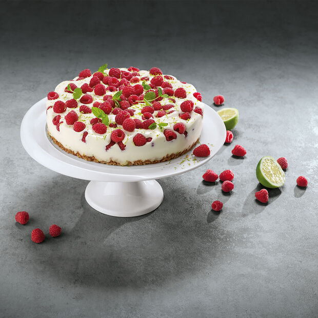 Clever Baking Large Footed Cake Plate 12.5 in, , large