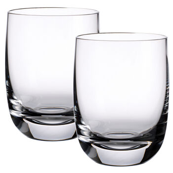 Scotch Whisky - Blended Scotch S/2 Tumbler 3 USA 115mm