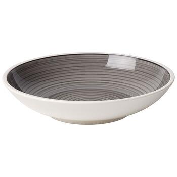Manufacture gris Pasta Bowl 9.25 in