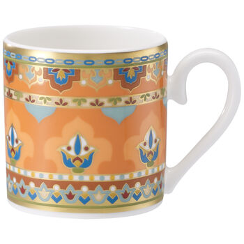 Samarkand Mandarin Espresso Cup 3 1/4 oz