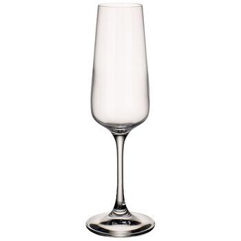 Ovid flûte à champagne, ensemble de 4pièces, Villeroy & Boch