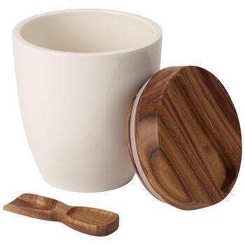 Artesano Original Boîte à thé avec couvercle avec Cuiller