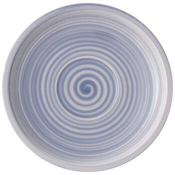 Artesano Nature Bleu Tea Cup Saucer 6.25 in