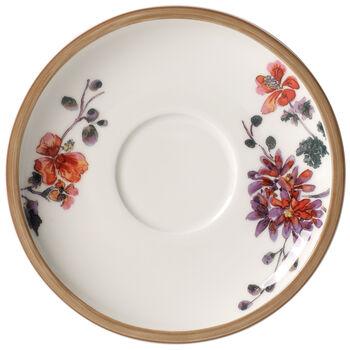 Artesano Provençal Verdure Tea Cup Saucer 6 1/4 in