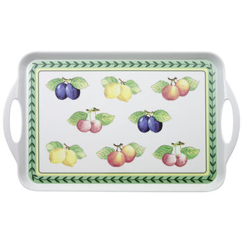 French Garden Kitchen Plateau 48x29,5x2,8cm