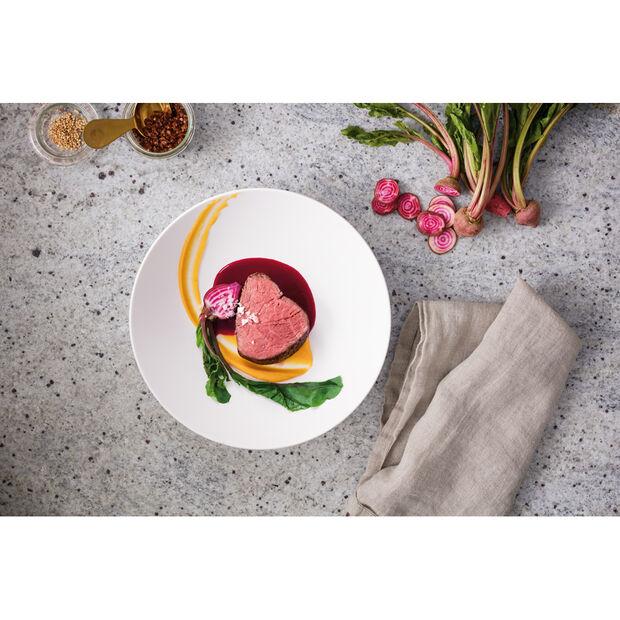 Manufacture Rock Blanc Pasta Bowl 9.5 in, , large