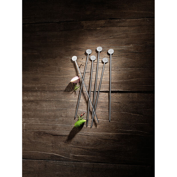 BBQ Passion Skewers : Pack of 6 11 in, , large