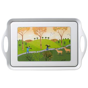 Design Naif Kitchen Plateau 48x29,5x2,8cm