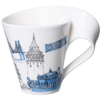 Cities of the World Mug Istanbul