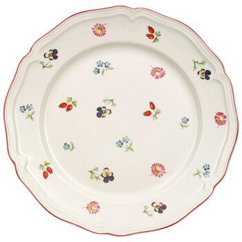 Petite Fleur Salad Plate 8 1/4 in