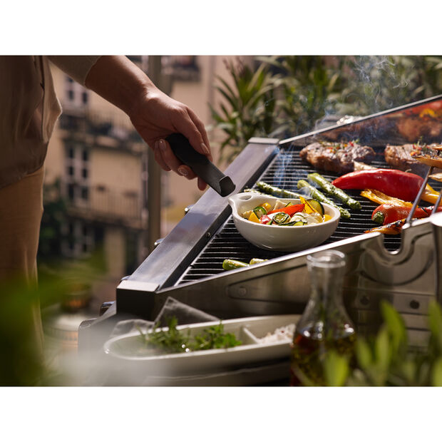 BBQ Passion Grill Pan w.Hand.:Set o.2, , large