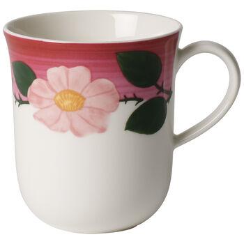 Rose Sauvage framboise mug à café