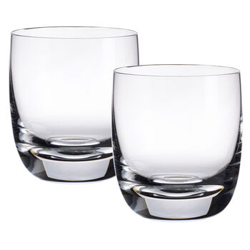 Scotch Whisky - Blended Scotch S/2 Tumbler 1 USA 87mm