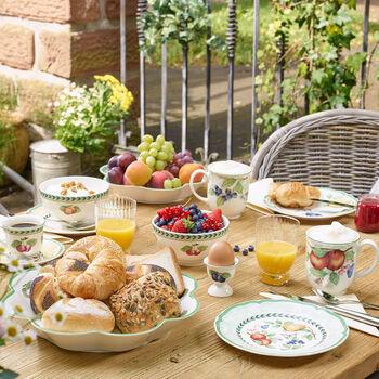 French Garden Fleurence Breakfast Set