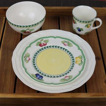 French Garden Fleurence  - Service de vaisselle Manoir