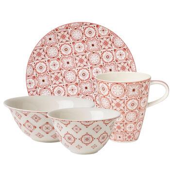 Rose Caro Breakfast Set