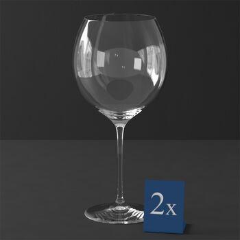 Allegorie Premium Burgundy Grand Cru Wine Glass, Set of 2
