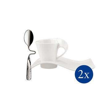 NewWave Caffè 6 Piece Espresso Set