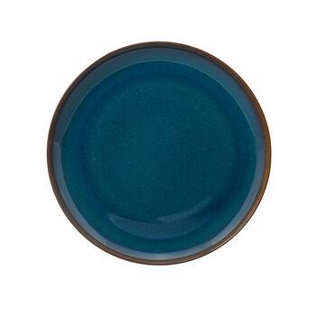 Crafted Denim Dinner Plate