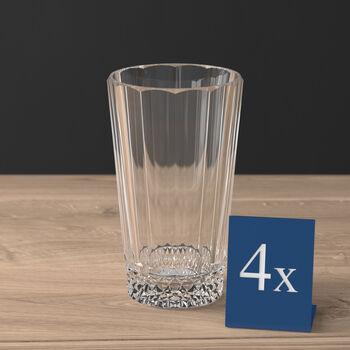 Opera Tall Glass, Set of 4