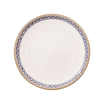 Artesano Provençal Lavender Dinner Plate: White Well