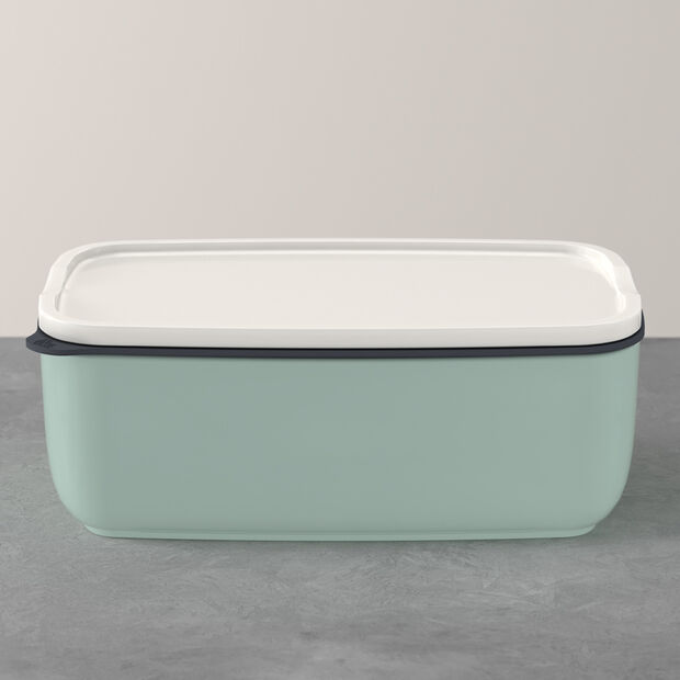 To Go & To Stay Lunch Box: Mineral, Large Rectangular, , large