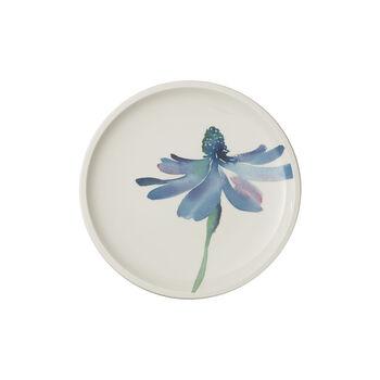 Artesano Flower Art Salad Plate