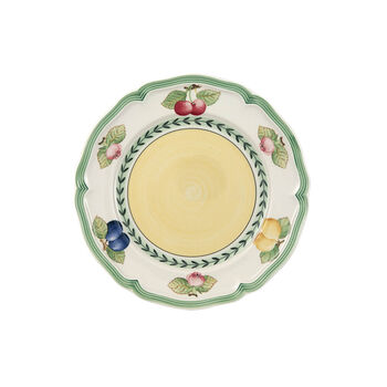 French Garden Fleurence Salad Plate