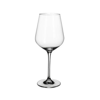 La Divina Burgundy Wine Goblet