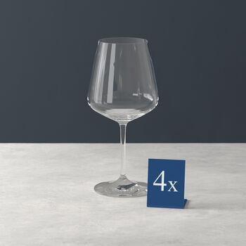 Ovid Red Wine, Set of 4